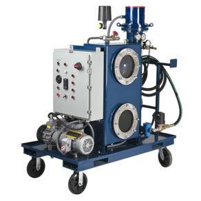 Des-Case Vacuum Dehydration