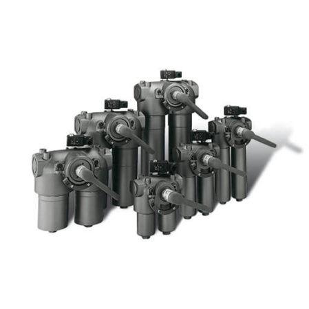 Filtration Group Duplex Filter PI 370
