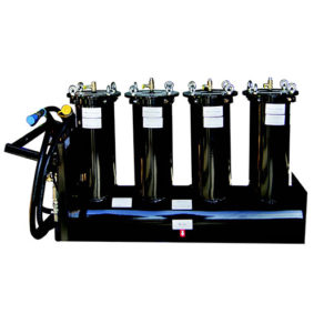 Des-Case Point-of-Delivery Water Separators